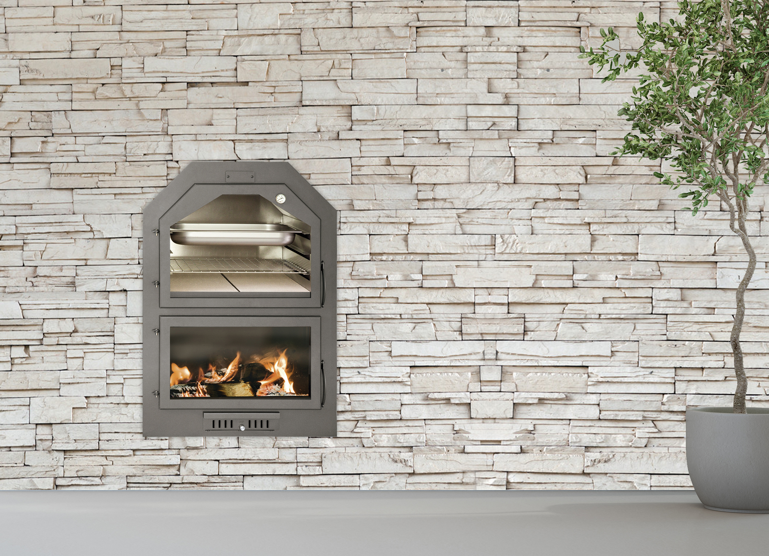 Four Ferlux Forno 60 Inserable